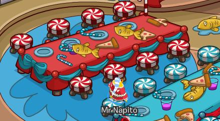 Playa club penguin
