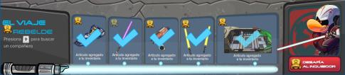 Desafía al Inquisidor 5