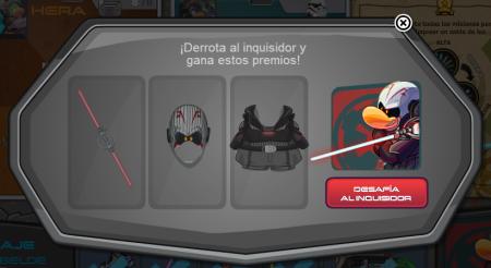 Desafía al Inquisidor 6