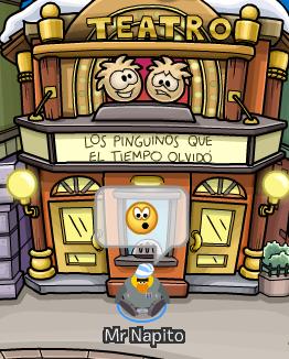 Los pingüinos que el tiempo olvidó