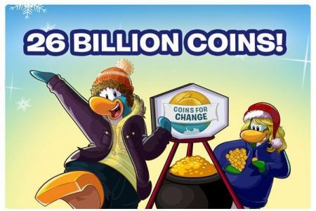 Resultados de Coins For Change